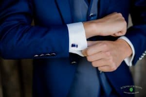 Hochzeitsanzüge bei La novia, Hochzeitsmode für Braut & Bräutigam
